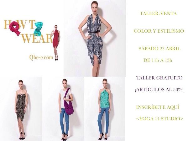 Lee más sobre el artículo Taller y venta: Color personalizado y estilismo