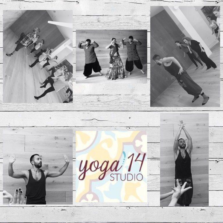Clase: Bollywood y Yoga restaurativo
